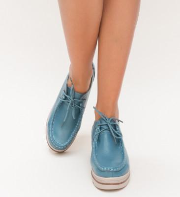 Pantofi Casual Sagrio Albastru
