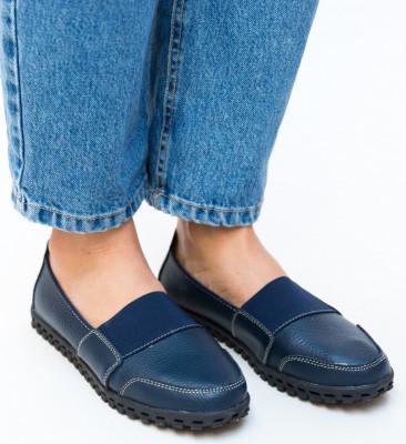 Pantofi Casual Sigo Bleumarin