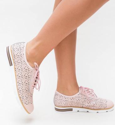 Pantofi Casual Tisy Roz