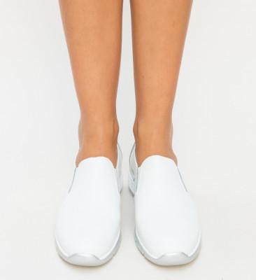 Pantofi Casual Vestri Albi