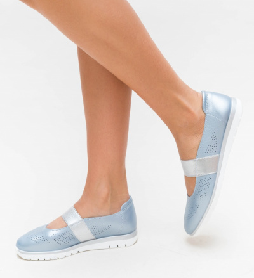 Pantofi Casual Vetin Albastri