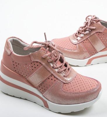 Pantofi Casual Viop Roz
