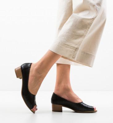Pantofi Deady Negri