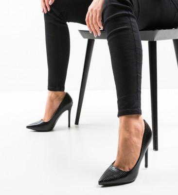 Pantofi Elen Negri