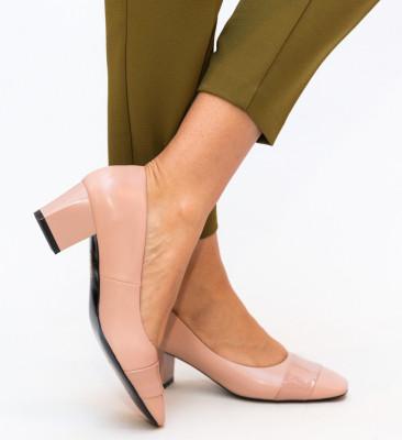 Pantofi Elif Roz