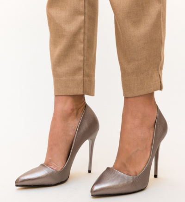 Pantofi Eoin Gri 2