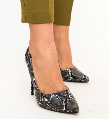 Pantofi Eylin Negri