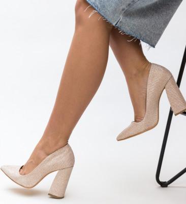 Pantofi Harakiri Aurii