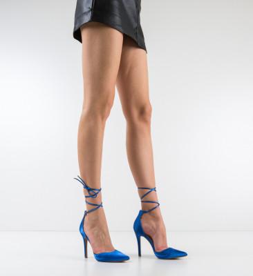 Pantofi Jimmy Albastri