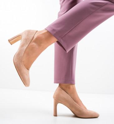 Pantofi Jolo Nude