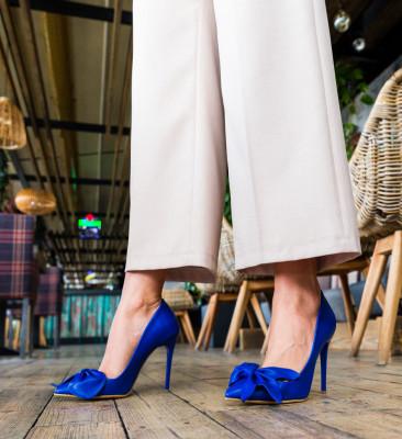 Pantofi Juanita Albastri