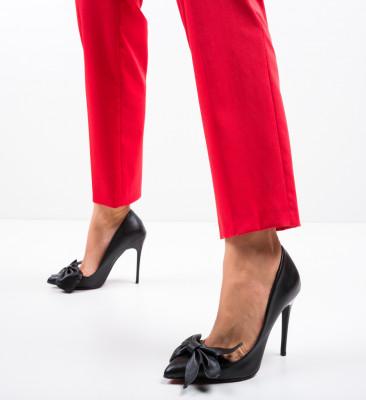Pantofi Juanita Negri 3