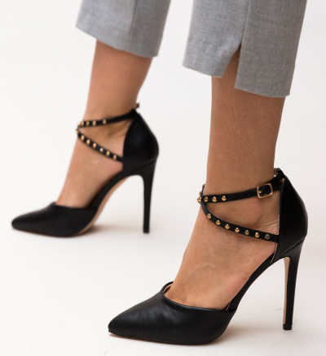 Pantofi Maxine Negri