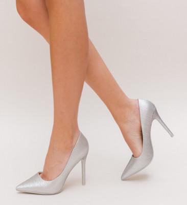Pantofi Nimio Gri