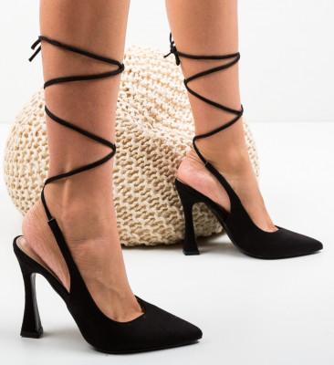 Pantofi Ozap Negri
