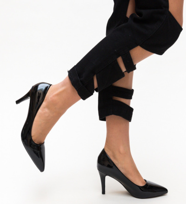 Pantofi Pena Negri