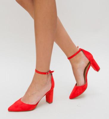 Pantofi Radnar Rosii