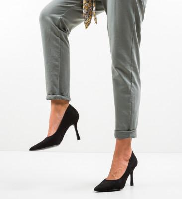 Pantofi Raqo Negri
