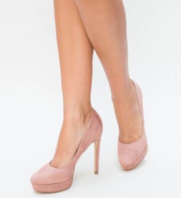 Pantofi Relia Roz