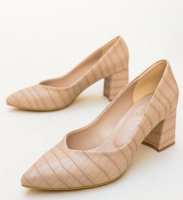 Pantofi Sanso Bej
