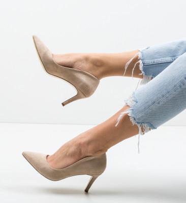 Pantofi Specgaro Bej