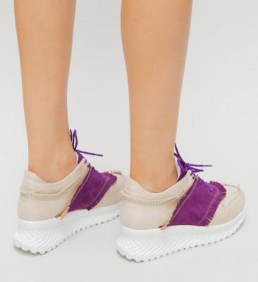 Pantofi Sport Alinos Mov