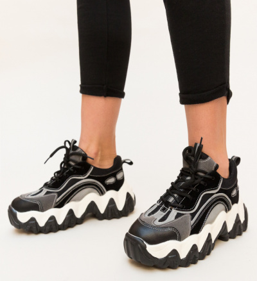 Pantofi Sport Bento Negri