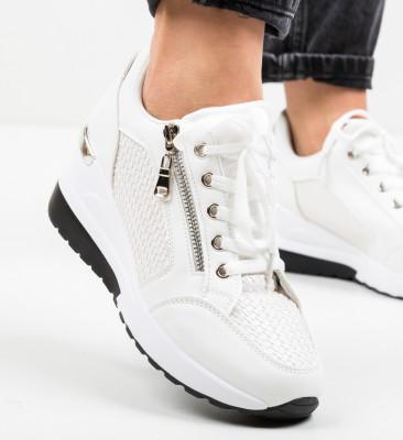 Pantofi Sport Caya Albi