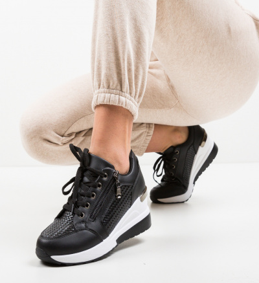 Pantofi Sport Caya Negri
