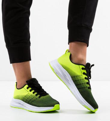 Pantofi Sport Ceaso Verzi