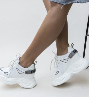 Pantofi Sport Faster Albi