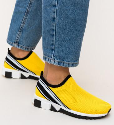 Pantofi Sport Gabano Galbeni