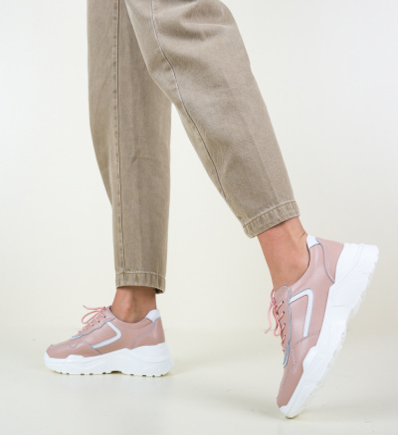 Pantofi Sport Hakim Roz