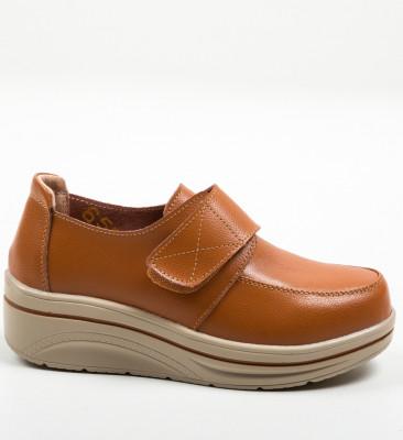 Pantofi Sport Hausberg Camel