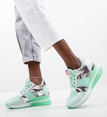 Pantofi Sport Hibara Verzi