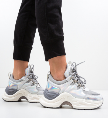 Pantofi Sport Lylyam Gri