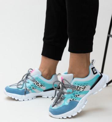 Pantofi Sport Martin Albastri