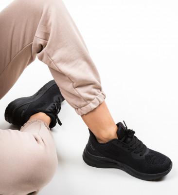 Pantofi Sport Meavalor Negri