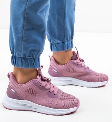 Pantofi Sport Meavalor Roz