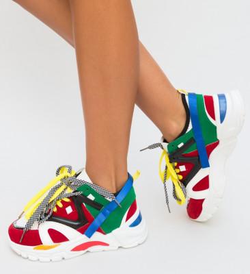 Pantofi Sport Molinio Rosii