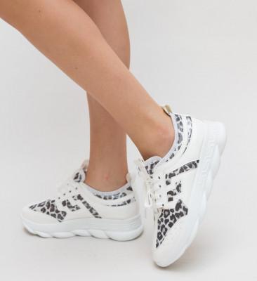 Pantofi Sport Mopi Albi