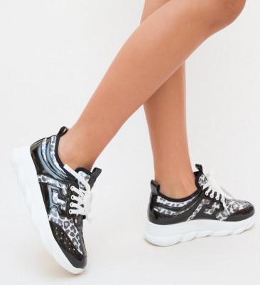 Pantofi Sport Mopi Negri