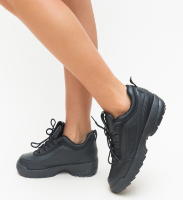 Pantofi Sport Paroda Negri 2
