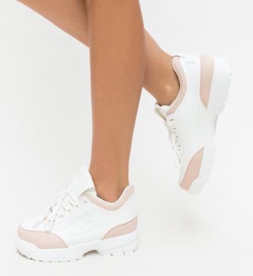 Pantofi Sport Paroda Roz 3