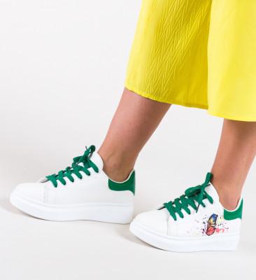 Pantofi Sport Pejah Verzi