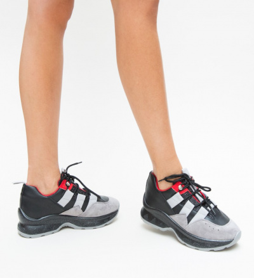 Pantofi Sport Perla Negri