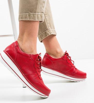 Pantofi Sport Ragoze Rosii