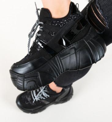 Pantofi Sport Rapixo Negri