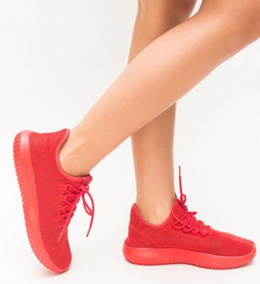 Pantofi Sport Rice Rosii