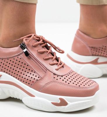 Pantofi Sport Sauco Roz